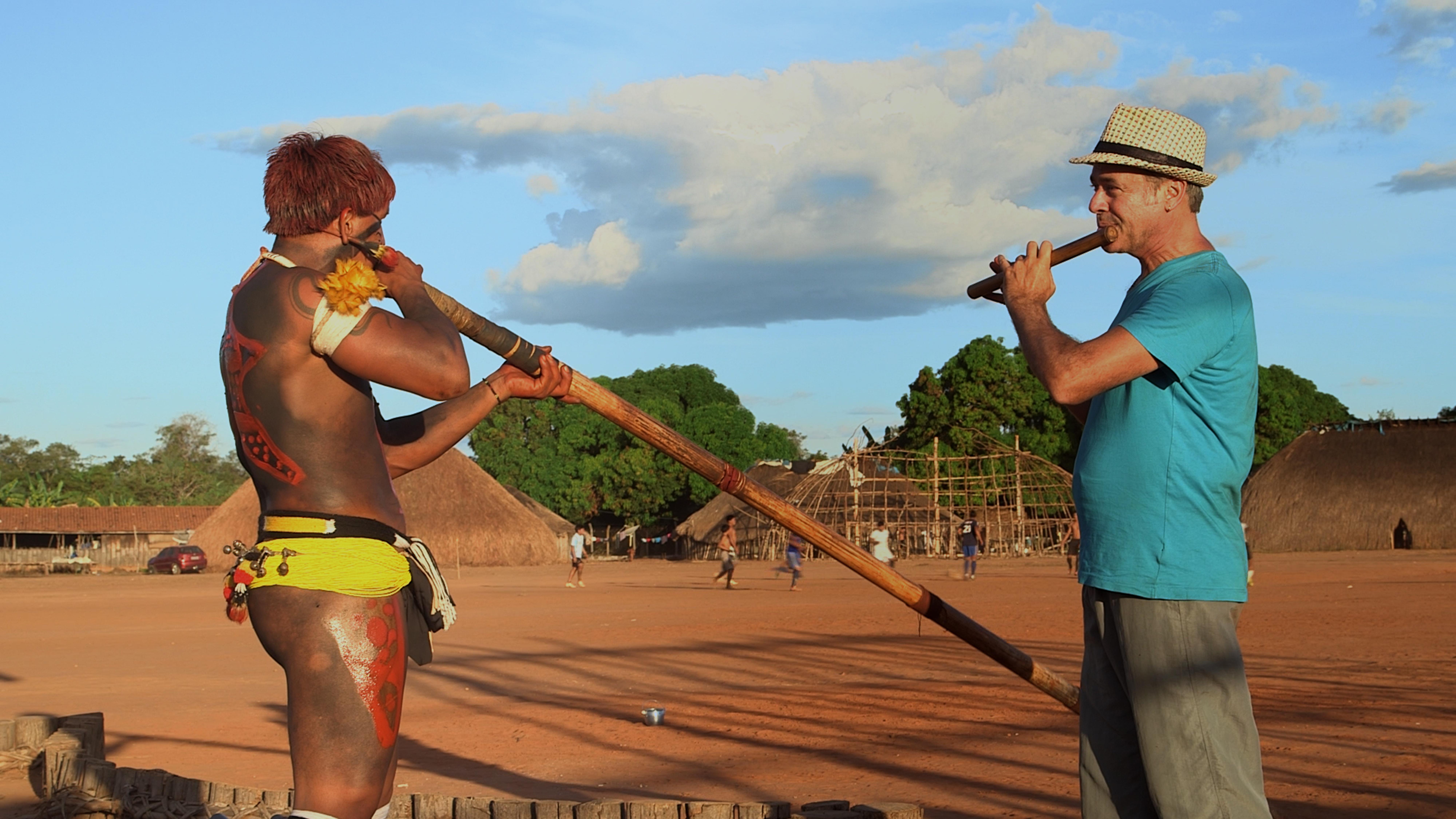 Xingu Cariri Caruaru Carioca - 300dpi Carlos Malta. Foto por Mariza Formaggini